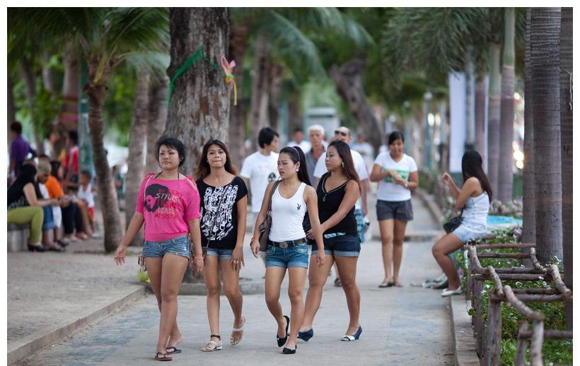 паттайя улица проституток